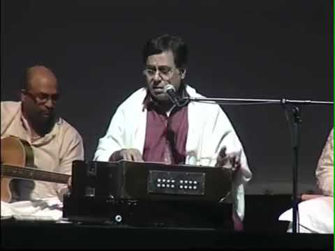 Jagjit singh ji live ahista ahista ghazal in dubai|Jagjitji best performance|