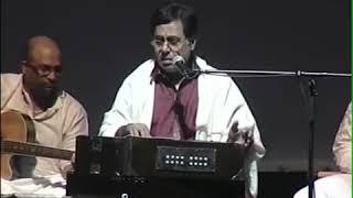 Gambar cover Jagjit singh ji live ahista ahista ghazal in dubai|Jagjitji best performance|