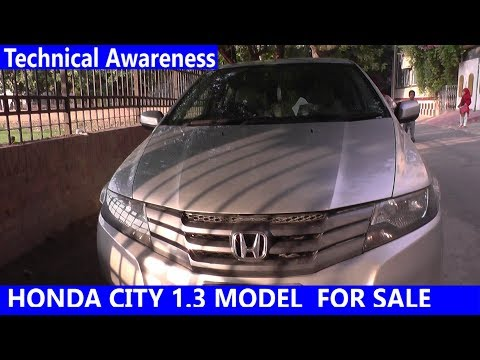HONDA CITY 1.3 MODEL 2010 Good Condition FOR SALE