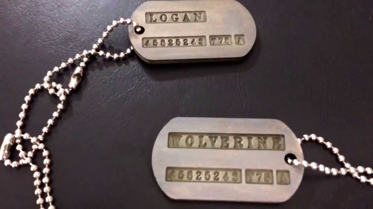 Make A Dog Tag For Your Dog