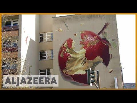 🇩🇪 Berlin's iconic street art under threat from property developers | Al Jazeera English
