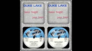 DUKE LAKE - DANCE TONIGHT (VOCAL, DO IT YOURSELF VERSION 1985)