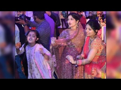 Dimple Yadav dancing in her Devar's marriage, see pictures