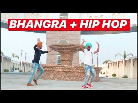 BHANGRA + HIP HOP || bir ramgarhia