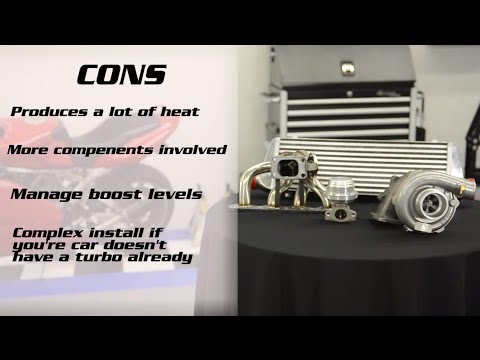 Superchargers vs Turbo Kits: Which to Choose?