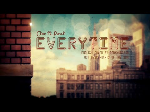 Chen Ft. Punch - Everytime (English Cover)