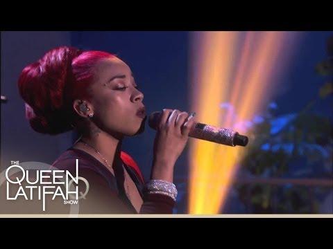 Keyshia Cole Performs! | The Queen Latifah Show