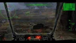 Mechwarrior 3 Intro
