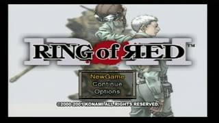 Ring of Red PS2 Gameplay (Konami)