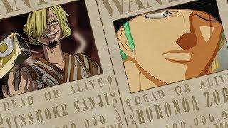 Tiền truy nã của Băng hải tặc MŨ RƠM sau Arc Wano Quốc [Remake – Dự đoán One Piece]