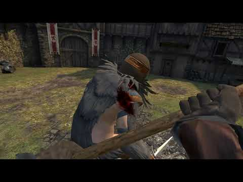 Boss Fights In Blade And Sorcery!   Lets Fight Mod