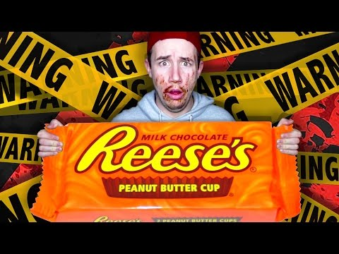 Biggest REESES in the World (DIABETES)