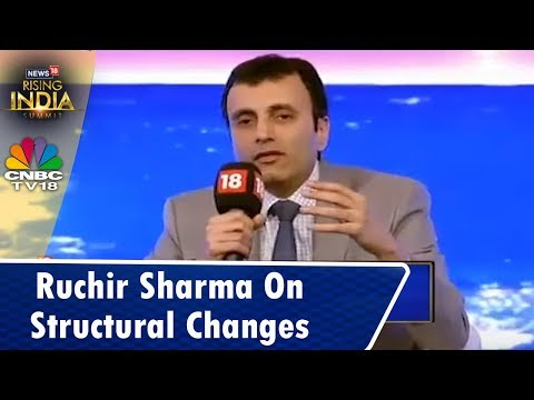 Ruchir Sharma On Structural Changes in India's Economy & Political Interruptions |#News18RisingIndia Mp3