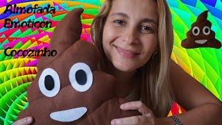 Almofada Emoticons Cocozinho