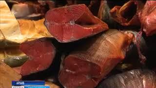 Свежие рыбные лакомства: в Оренбурге откроется выставка «Рыбак Камчатки»