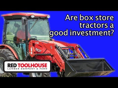 Ep143: Are Rural King tractors a good brand to own?