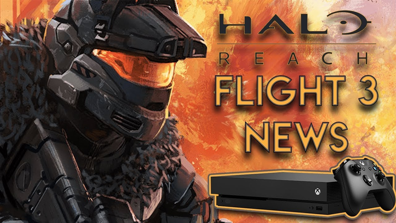 Halo Reach MCC PC Flight 3 UPDATE | Flight 2 Details and Stats