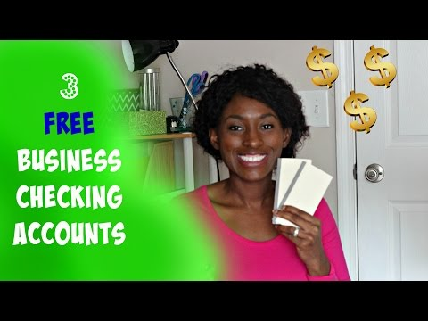 3 Free business checking