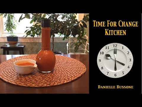 Quick & Easy Panamanian Pepper Sauce