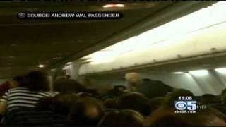 Marshal: Flight Suspect Tried To Open Cockpit Door