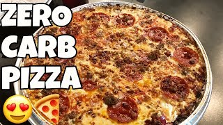 Ordering Zero Carb Pizza from a Restaurant!? | Getting my Global Entry Card! | Keto Kat Vlogs