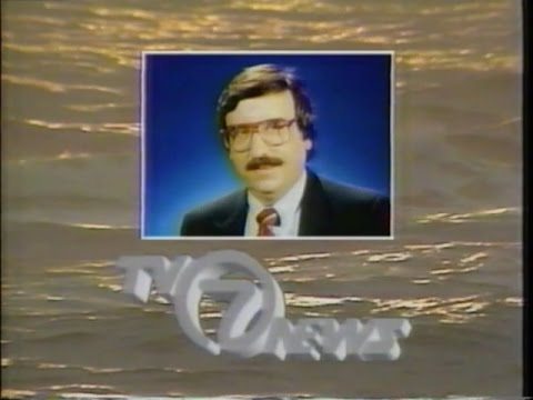 Joe Moore - WJHG - Panama City, FL - November 25, 1987