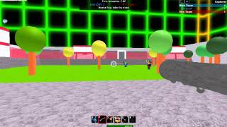 ROBLOX - 1 Flagge CTF AI Gameplay