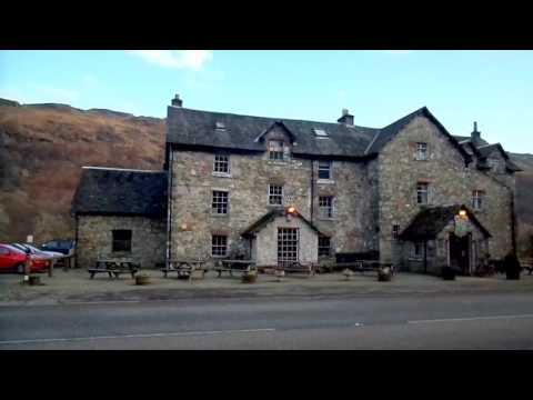 The Drovers Inn, Inverarnan, Stirling, Scotland