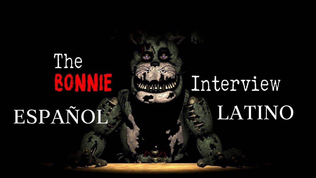 [SFM] An Interview with Bonnie [Fandub Español Latino]