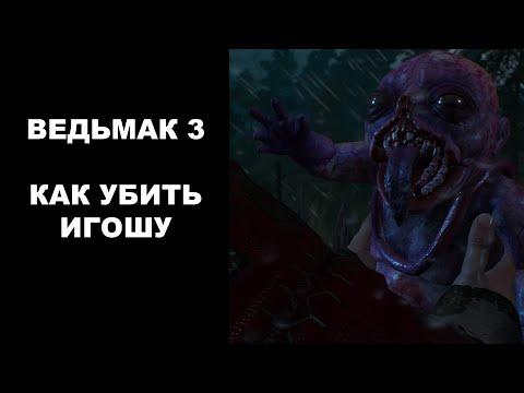 Ведьмак 3  - Дикая Охота. Дела семейные. Как убить игошу