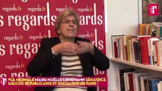 Marie-Noëlle Lienemann : « Tout est fait pour discréditer Jean-Luc Mélenchon »