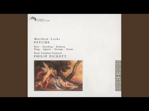 "Locke: Psyche - By Matthew Locke. Edited P. Pickett. - Song of the three Elizian lovers: ""On..."