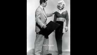 Marilyn Monroe & William travilla - Costum And Hairtest For GPB 1952