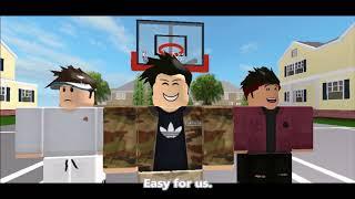 Roblox Basketball Story (Music Video)