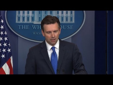 White House: Obama, Trump focused on smooth transition