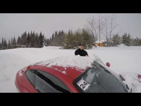 MMC Winter Driving Experience @ Camp4 Canada
