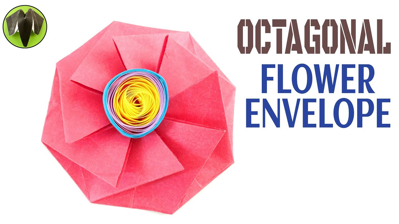 Papercraft Origami Tutorial to make Paper