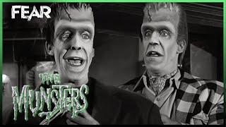 Herman Vs Charlie   The Munsters (TV Series)   Fear