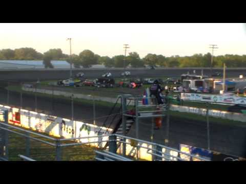 Modified Heat 2 @ Fairmont Raceway 08/05/16