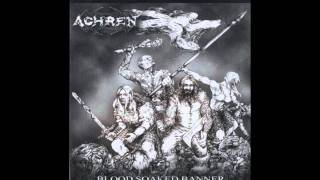 ACHREN - Blood Soaked Banner