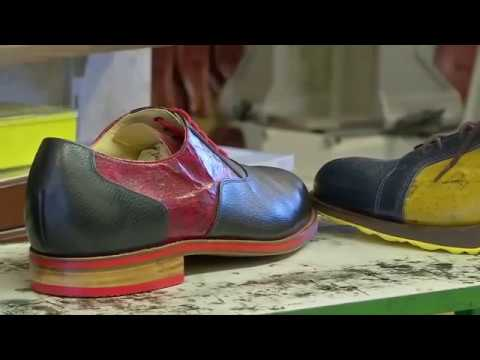 Family-Run Shoe Shop Makes Custom Shoes With Fish Leather