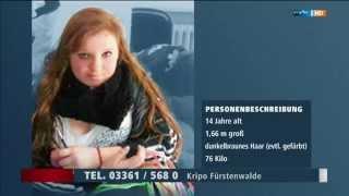 [Geklärt] Leipzig - Vermisst wird Gina Maria K.