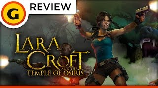 Lara Croft and the Temple of Osiris - Review