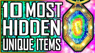 Oblivion   10 Most Hidden Unique Items