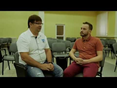 Інтерв'ю з Олексієм Красножоном