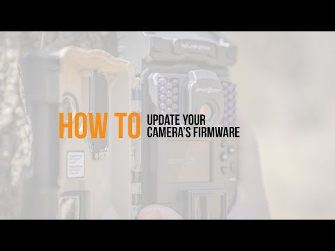 HOW TO UPDATE YOUR CAMERA'S FIRMWARE | SPYPOINT