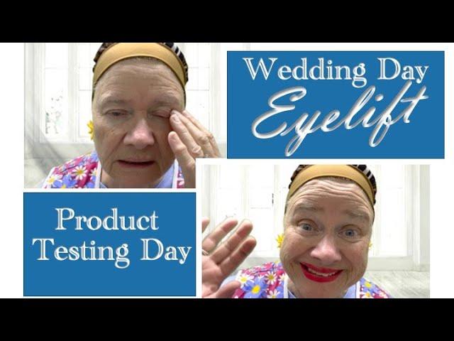 WEDDING DAY EYE LIFT