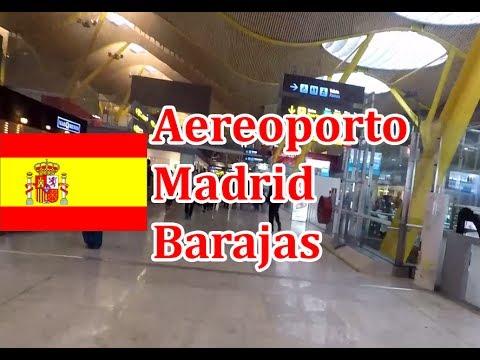 Scopriamo l'aereoporto Madrid Barajas - Terminal 4-4S