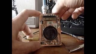 Работа  м45 2 в фм диапазоне.