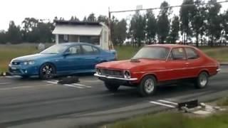 LJ vs XR6 turbo